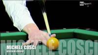 Michele Cosci, Atleta di Cristo