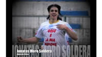 Jonatas Moro Soldera, Atleta di Cristo