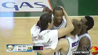 Buzzer Beater di Marques Green (Avellino - Biella)