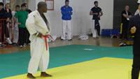 Rostand Melaping, Campione Nazionale Italiano di Judo