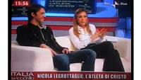 Italia allo Specchio: Faccia a faccia con Nicola Legrottaglie (Parte 2)