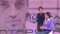 """Nicola Legrottaglie ospite della puntata di """"Scalo 76 Talent"""""""