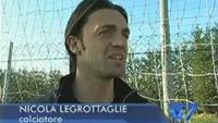 Intervista a Nicola Legrottaglie a TV7