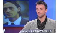 Nicola Legrottaglie a Verissimo (Canale 5)