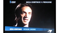 La storia di Nicola Legrottaglie (V-ICTORY, La7)