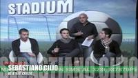 """Sebastiano Cilio ospite su """"Stadium"""""""