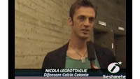 Nicola Legrottaglie e Missione Paradiso